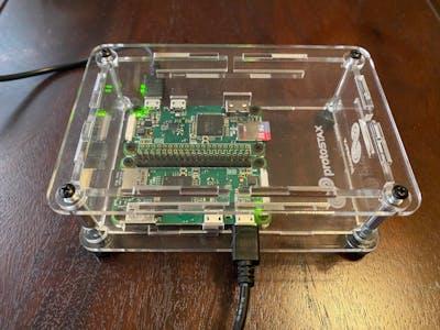 Raspberry Pi Zero Cluster Computing Fun