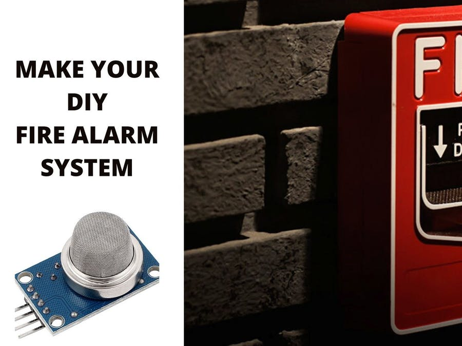 Fire and Smoke detection system