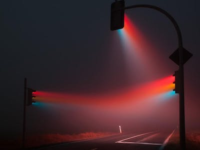 Automated Traffic Light System