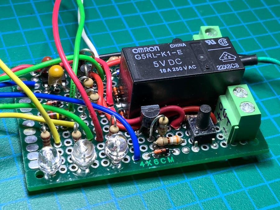 LiPo Low Voltage Cutoff