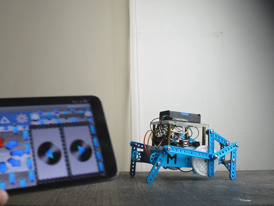 DIY Arduino Bluetooth Controlled Robot!