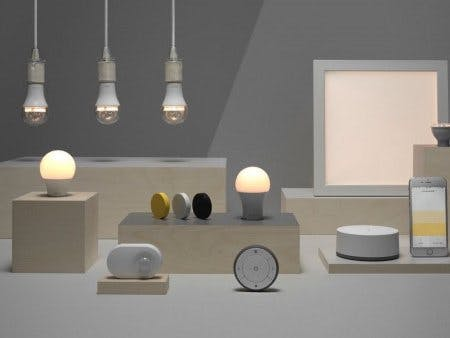 Using the IKEA TRADFRI Control for Your Project