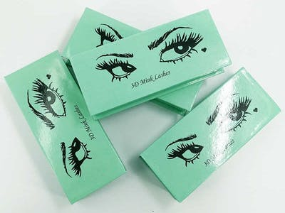 Seize Hold On People's Attention By Displaying Eyelashes