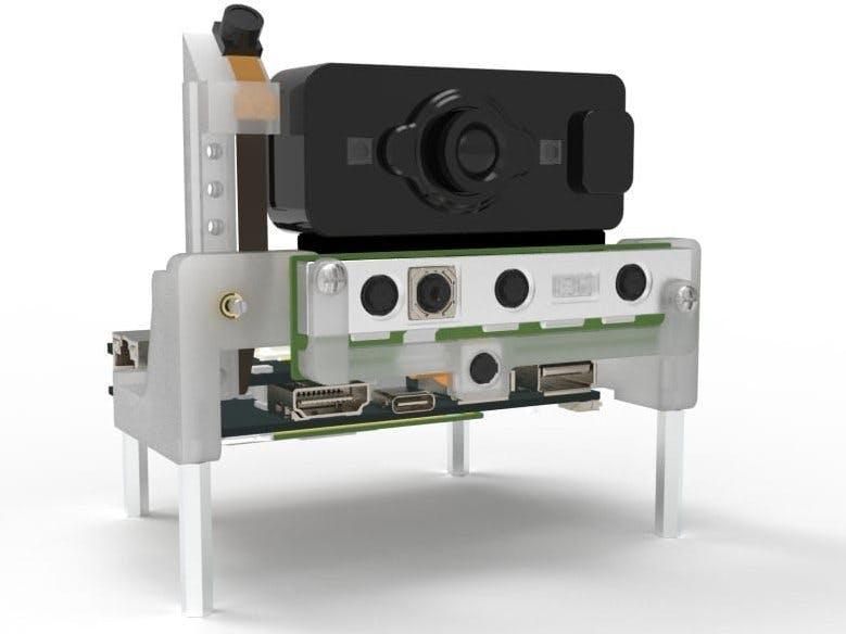 Inception V3 on Qualcomm® Robotics RB3 Platform