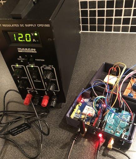 Testing the step-down module