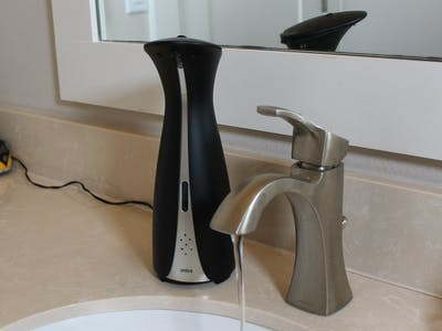 Musical Soap Dispenser