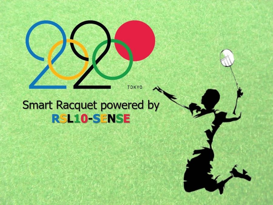 Introducing Smart Badminton for Summer Games
