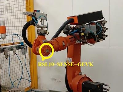 Robotic Arm monitoring Device