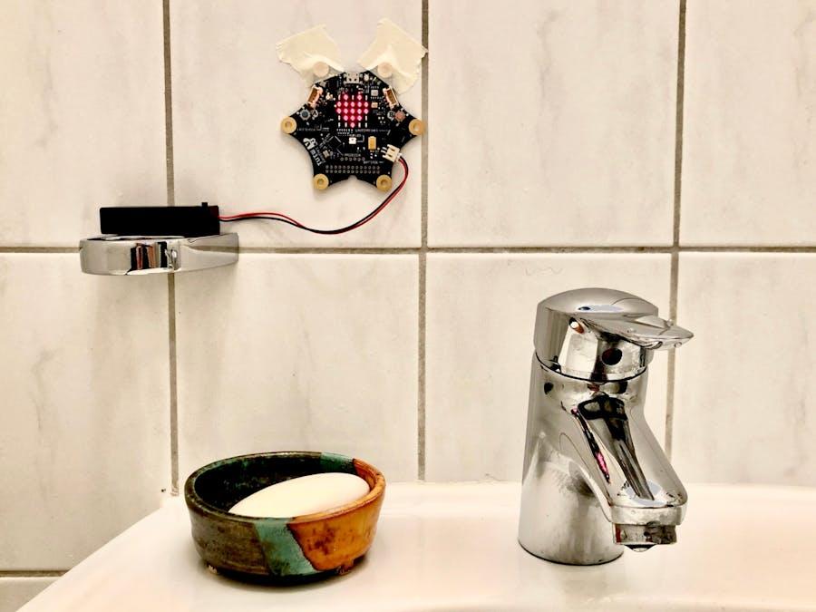 Wash your hands! Timer zum Händewaschen fürs Calliope mini