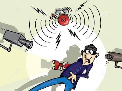 Buglart Alert Bolt Iot