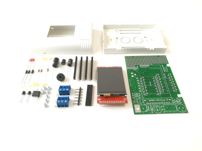 AZ-Touch kit for Arduino MKR