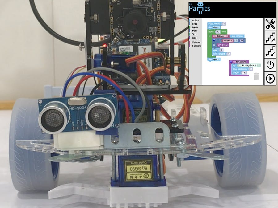 Coding with Beaglebone and BluPants
