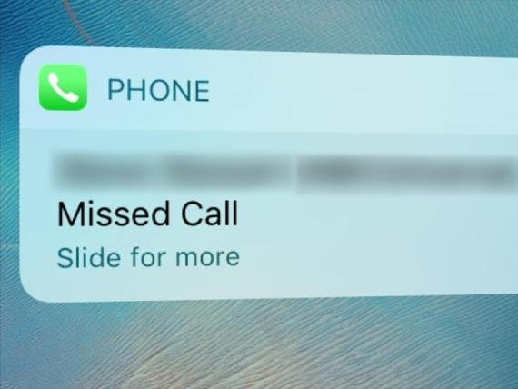 Get Notified If Missedcall from specific person with BoltIoT