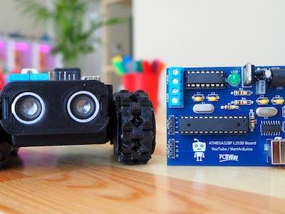 5 in 1 Arduino Robot