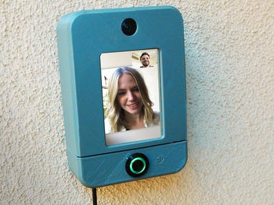 Smart Doorbell / Video Intercom System