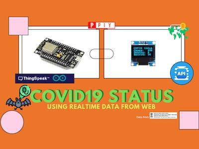 COVID19 Realtime Tracker | India
