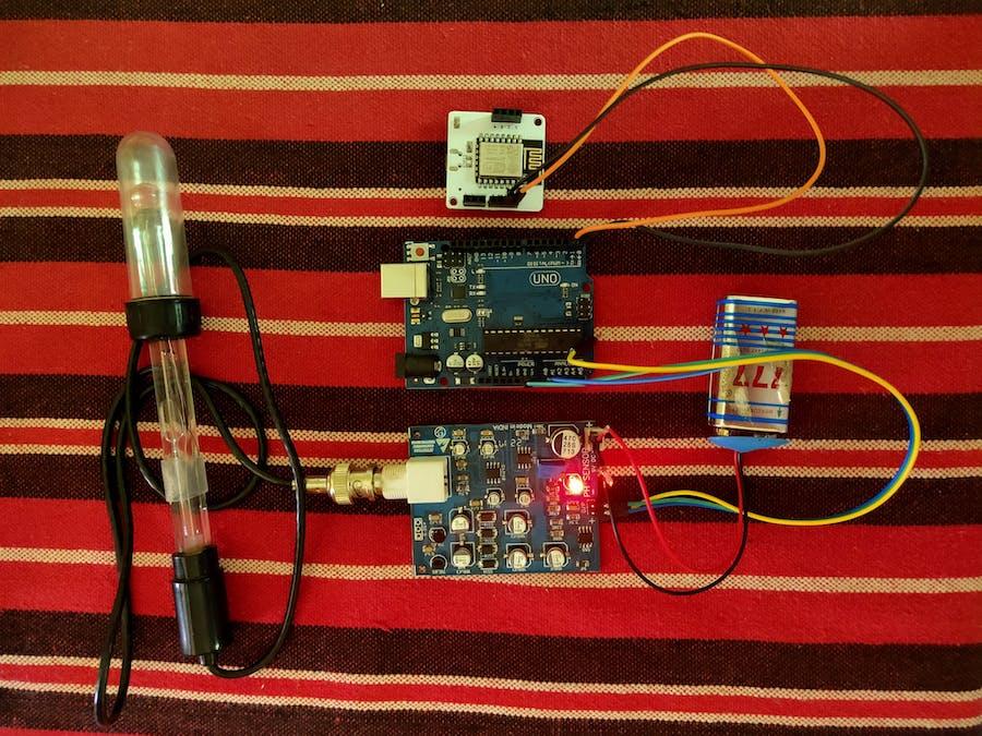 Smart pH Sensor