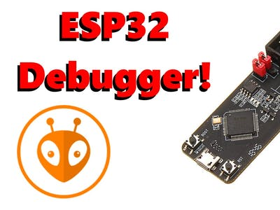 Use the PlatformIO Debugger on the ESP32 Using an ESP-prog