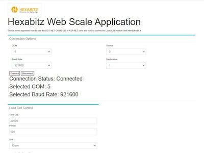 Hexabitz Web Scale