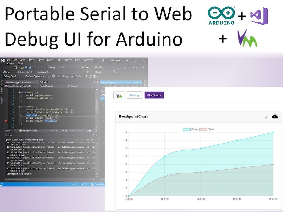 Portable Web Debugger for All Platforms