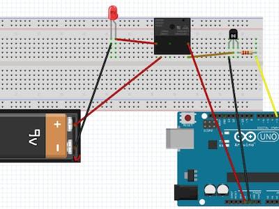 4 pin tv relay for arduino