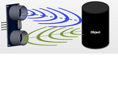 Radar using buzzer