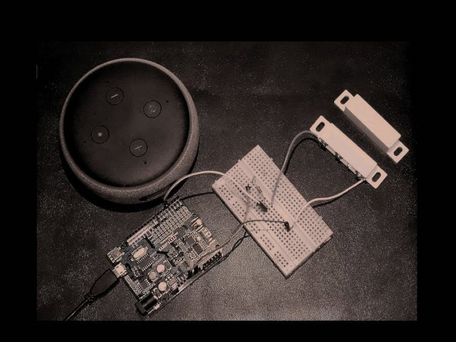"""Alexa, "" Repeating ESP32/ESP8266 Alarm"