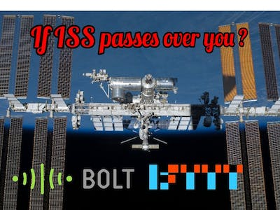 If ISS Passes Over Your Home