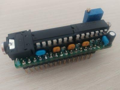 Analog PWM Modulator Module