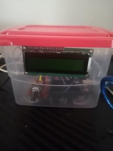 LCD 16*2