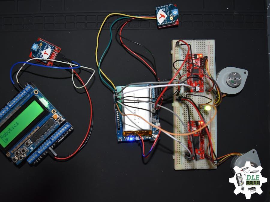 Project #12: Robotics - Unmanned Vehicles 1d - Mk08