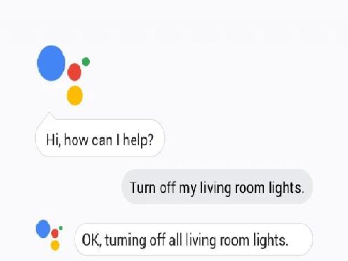 Lights on, Google