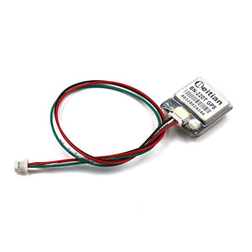 Beitian BN-220T serial NMEA GPS.