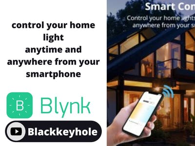 Control your home appliances using wifi or mobile Network