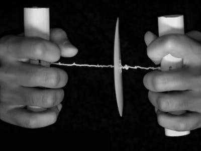 Paper Centrifuge: A Frugal Breakthrough