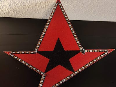 Astralis LED Sign