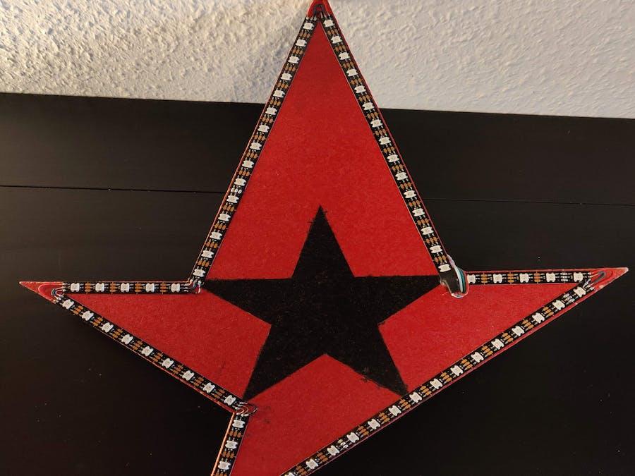 Astralis LED Sign