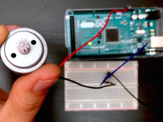 Transistors Basics for Robotics