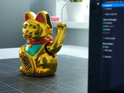 Meow — the Slack Bot with the Smart Paw