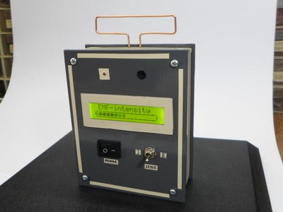DIY Ultra Sensitive EMF Detector