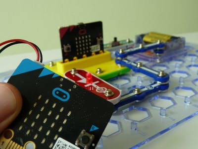 Snap:bit - Control Remotely Snap Circuits With Micro:bit