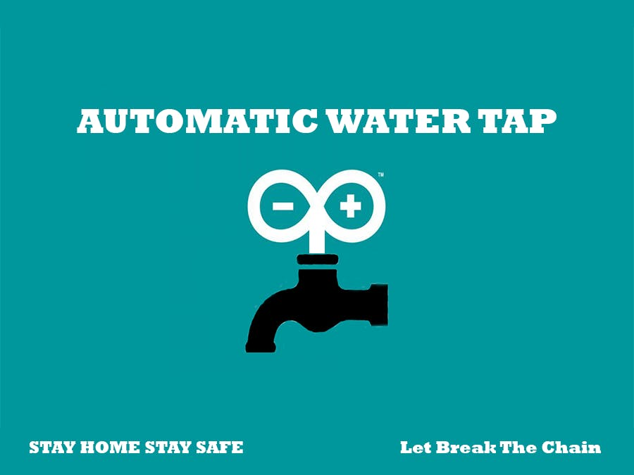 COVID - 19 Automatic Water Tap
