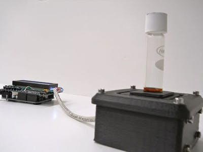 Open-Source Colorimeter