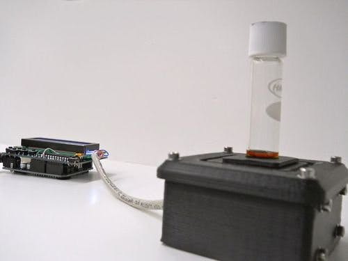 Open-Source Colorimeter