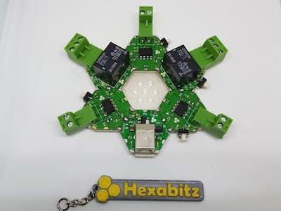 Hexabitz Web Relay Hub