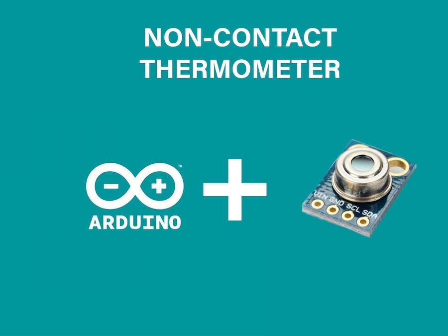 COVID - 19 Non Contact Thermometer