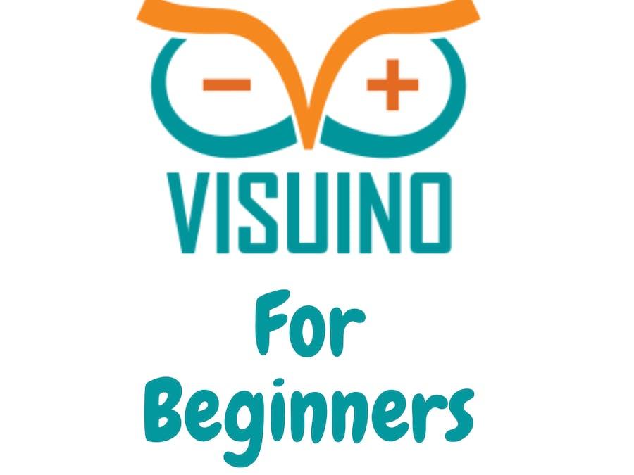Introduction to Visuino   Visuino for Beginners