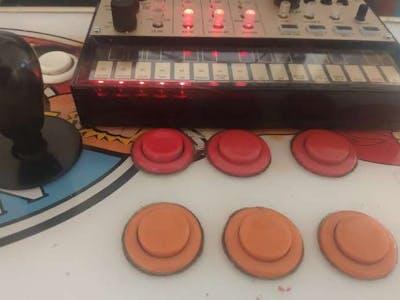 VOLCADE - Arcade Scale Progression Controller
