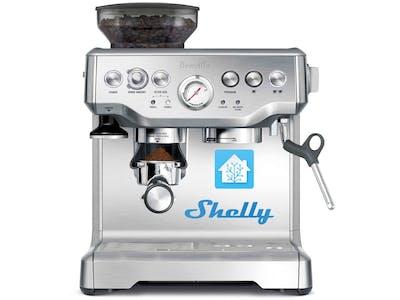Hack a Breville Espresso Machine for Home Assistant Control