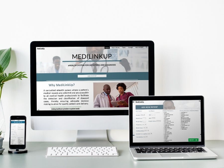 MediLinkUp: eHEALTH FOR DETECTION, DIAGNOSIS, AND ANALYSIS